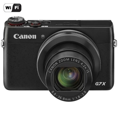 Canon PowerShot G7 X cena od 13990 Kč