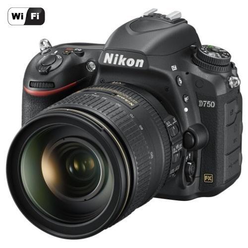 Nikon D750 cena od 49990 Kč