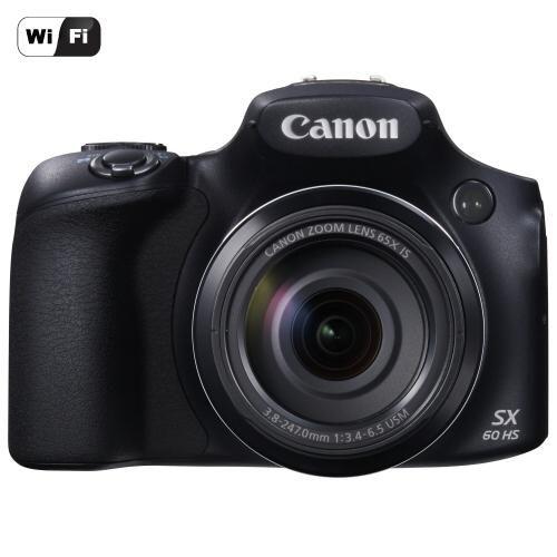 Canon PowerShot SX60 HS cena od 10990 Kč