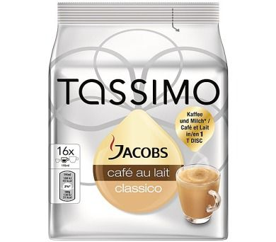 Tassimo Jacobs Cafe Au Lait 184 g