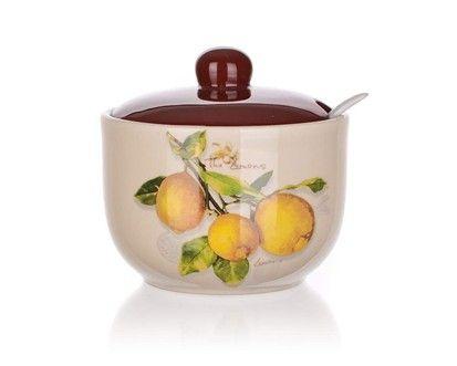 BANQUET Cukřenka se lžičkou Lemon OK cena od 127 Kč