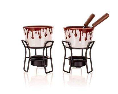 BANQUET Choco Dark fondue na čokoládu 6ti dílné cena od 224 Kč