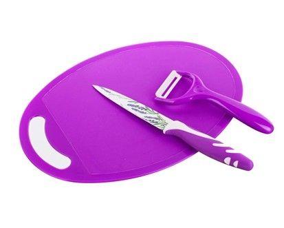 BANQUET Lavender 3 dílná sada cena od 69 Kč