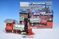 Mikro Trading Lokomotiva vlak 33 cm cena od 689 Kč