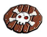 Mac Toys Pirátský štít cena od 128 Kč