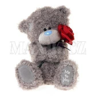 Me To You Medvídek s růží cena od 0 Kč