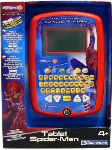 Clementoni Tablet Spiderman 60201 cena od 479 Kč