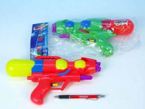 MIKRO Vodní pistole plast 28 cm cena od 47 Kč