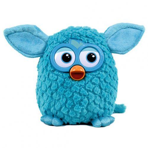 HASBRO Furby modrý 14 cm cena od 150 Kč