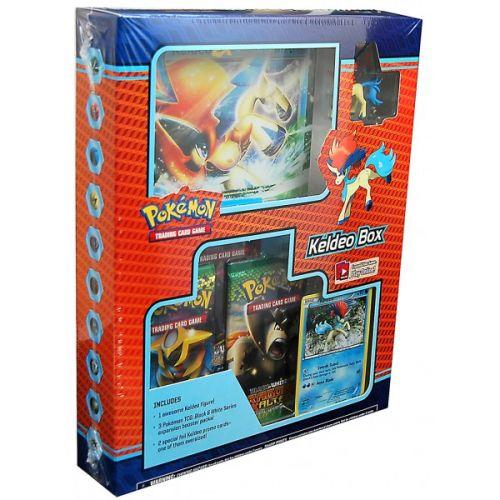 Pokémon Company: Pokémon: Keldeo Box (1/12) cena od 0 Kč