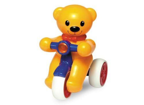TOLO První přátelé Teddy na tříkolce 89678 cena od 349 Kč