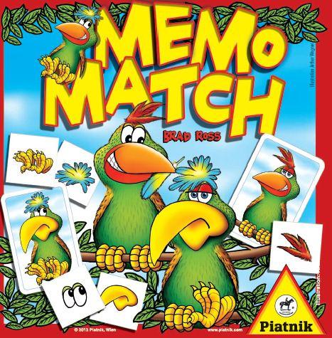Piatnik: Memo Match