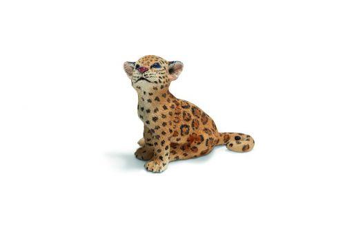 Schleich Zvířátko jaguár mládě 14622 cena od 80 Kč