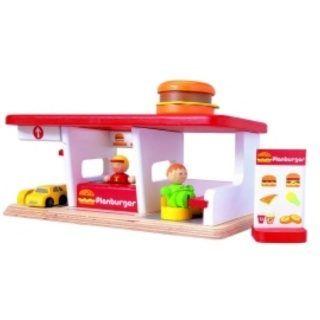 PlanToys Prodejna hamburgerů 6089 cena od 0 Kč