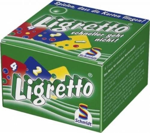 Schmidt Spiele: Ligretto - Zelená