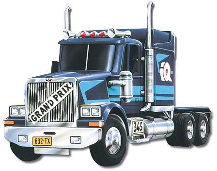 Vista Western Star Racing Truck