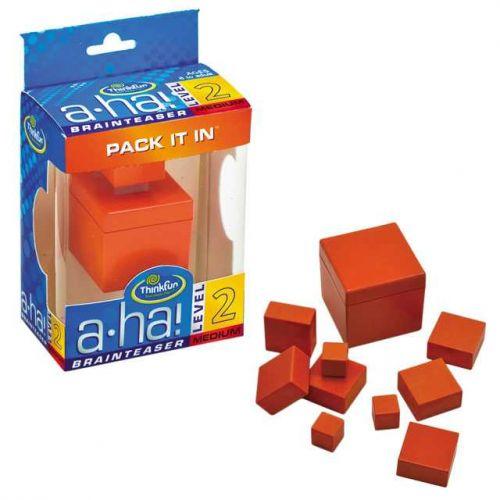 ThinkFun Aha! Pack It In 4032 cena od 134 Kč