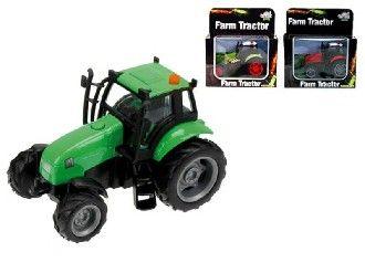 Kids GLOBE Traktor 65502 cena od 134 Kč