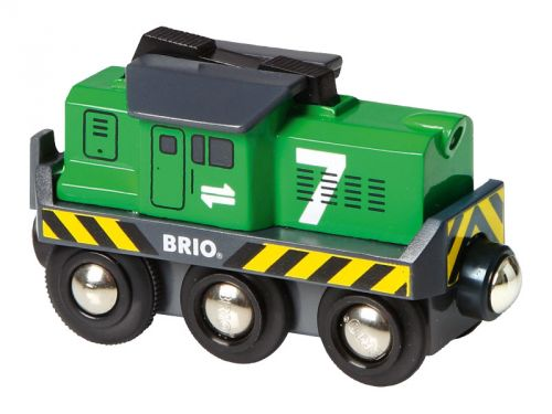 Brio Elektrická lokomotiva 33214