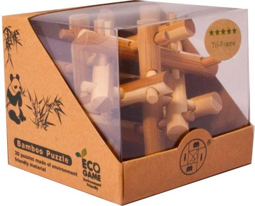 Albi Hlavolam bambus 07 cena od 114 Kč
