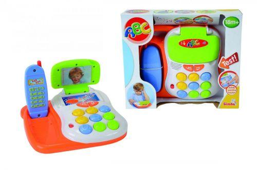 Simba Veselý telefon S 4014291 cena od 206 Kč