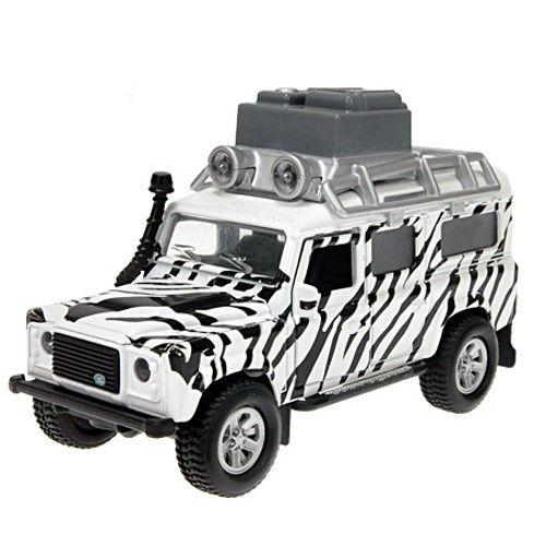 Kids GLOBE Land Rover Safari 510753 cena od 159 Kč