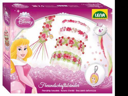 LENA Disney náramky přátelství Aurora 42017 cena od 149 Kč