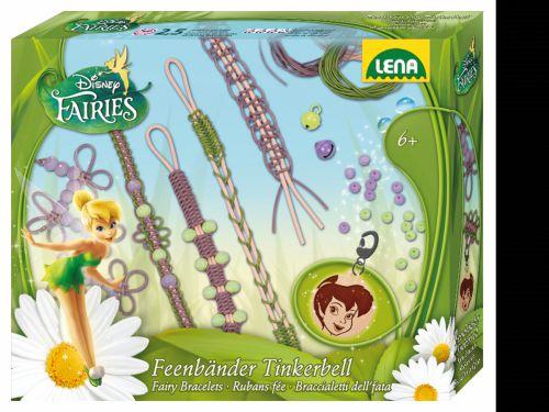 LENA Disney náramky přátelství Tinkerbell 42020 cena od 149 Kč