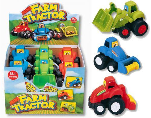 HM STUDIO Zemědělské stroje mini 2830343 cena od 129 Kč