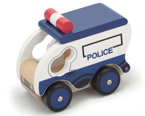 HM Studio Policejní vůz 16V59675