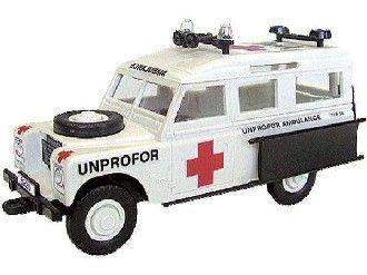 Vista Monti 35 Unprofor Ambulance Land Rover 0101-35
