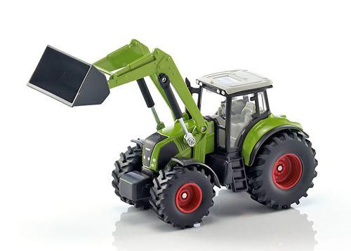 SIKU Traktor Claas s předním nakladačem 1979 cena od 278 Kč