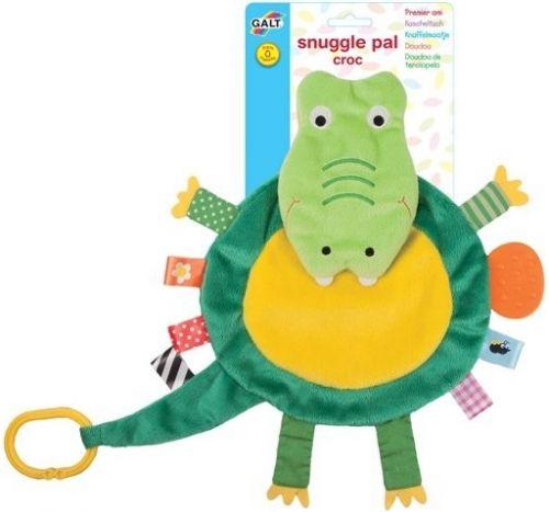 Galt: Mazlící kamarád - krokodýl cena od 199 Kč