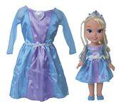 Blip Toys: Ledové království - princezna a dětské šaty cena od 0 Kč