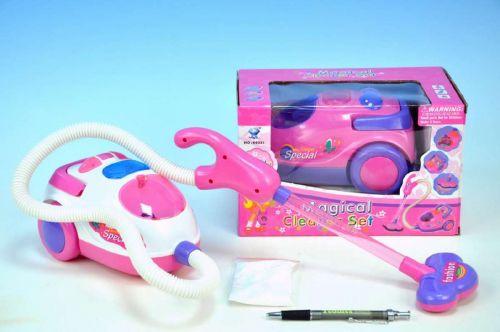 MIKRO hračky Vysavač 66021