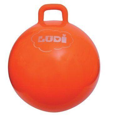 Ludi Skákací míč 55 cm cena od 333 Kč
