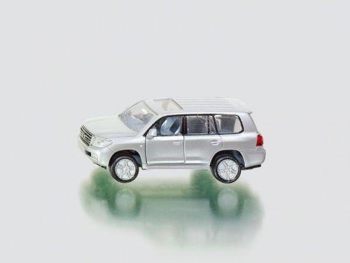 SIKU Blister Toyota Landcruiser cena od 98 Kč