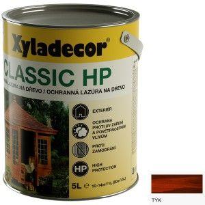 Xyladecor Classic HP 5 l teak cena od 0 Kč