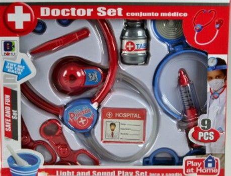 LAMPS Doktorka v krabici cena od 159 Kč