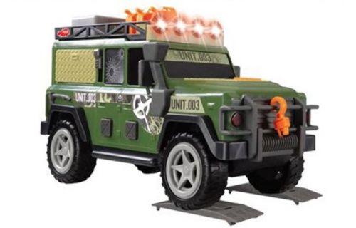 Dickie Outland Patrol vojenský 34 cm cena od 529 Kč