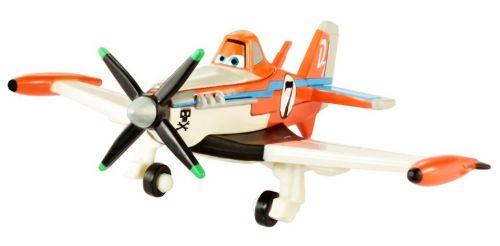 Mattel Planes Supercharged Dusty cena od 102 Kč
