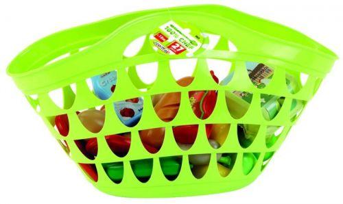 Ecoiffier Velká nákupní taška s potravinami