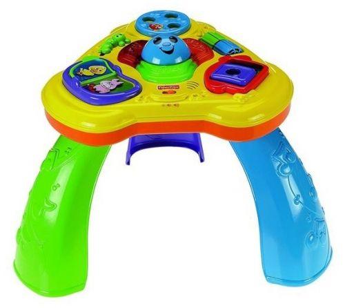 MATTEL Fisher Price Y3491 Interaktivní stolek