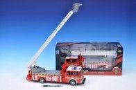 Teddies Auto hasiči narážecí 38x10x16 cm cena od 320 Kč