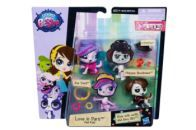 Hasbro Littlest Pet Shop MÓDNÍ PÁRY ZVÍŘÁTEK cena od 249 Kč