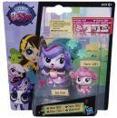 Hasbro Littlest Pet Shop MAMINKA S MIMINKEM ZDOBITELNÉ cena od 144 Kč