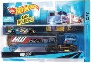 Mattel Hot Wheels náklaďák cena od 222 Kč