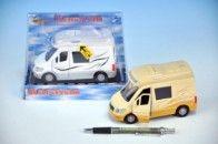 Mikro Trading Auto karavan kov 14 cm cena od 179 Kč