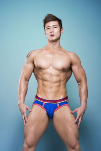 Andrew Christian Almost Naked Brief Show-It Royal