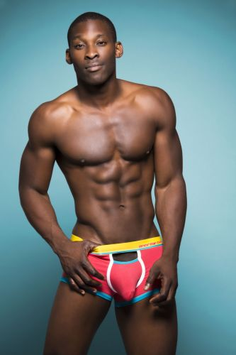 Andrew Christian Color Vibe Sports boxerky